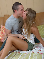 Gorgeous teen babe cant live without nasty fucking