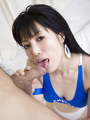 Kaede Kyomoto show hairy pussy