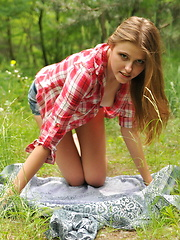 The lover of this cute teen will get amazing show while she undresses in the wild. Unbelievably hot stripping in naughty way.