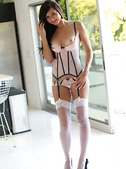 Sexy Pink Lingerie