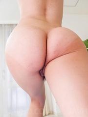 Nozomi Aiuchi Asian shows how flexible is exposing nude cooter